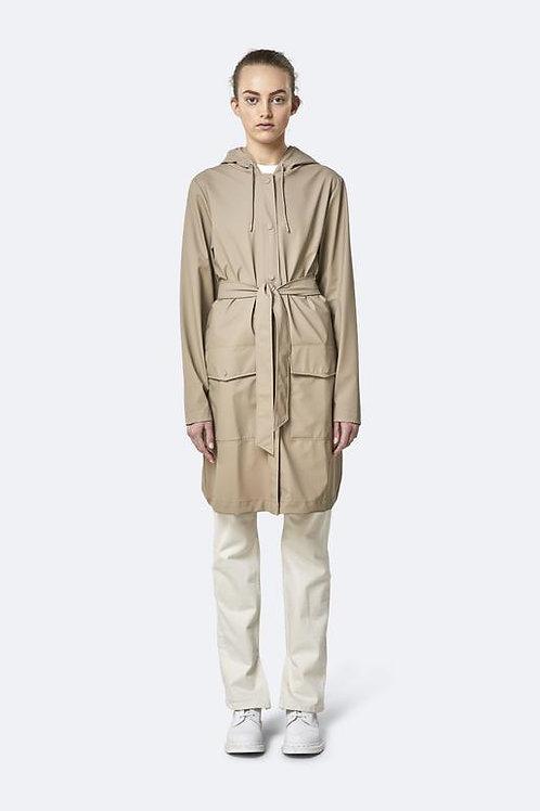 Rains Belted Jacket