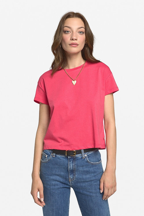 Ottod'Ame Cropped Tee