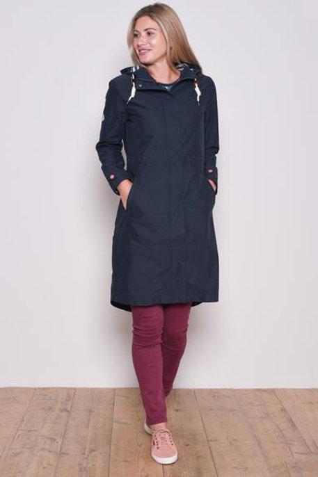 Sandsbank Longline Coat