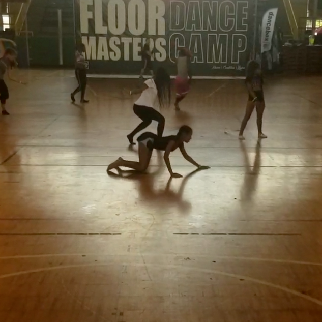 Floormaster Dance Camp
