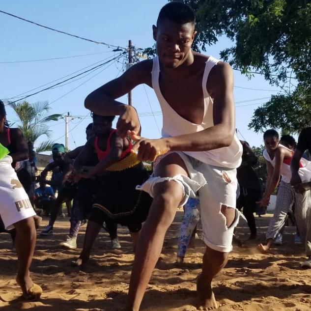 Hodi Afro-Swing - Maputo, Mozambique