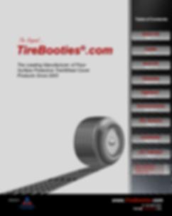 TireBooties Scissor Lifts Part Information