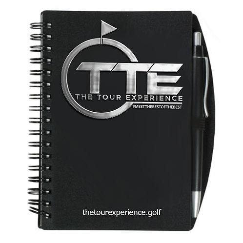 TTE Spiral Notebook w/ Pen