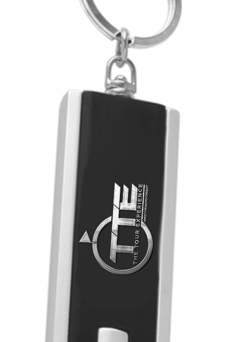 TTE Lighted Keychain