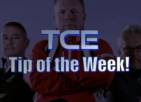 TCE Tip of the Week!