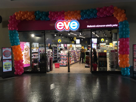 EVE Shop- Arenapark