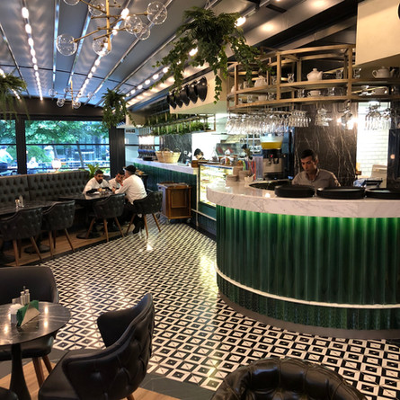 O2 Cafe Ataşehir