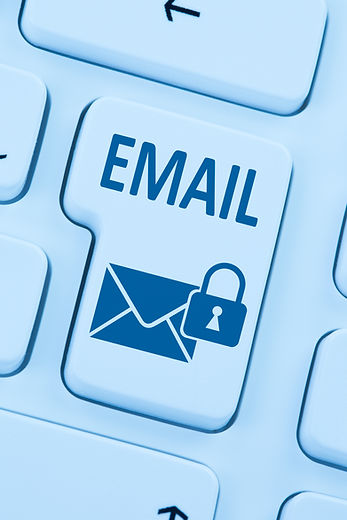 Sending encrypted E-Mail email protectio