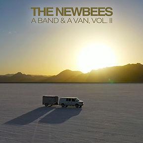 A Band & A Van Vol II Album Cover.jpeg