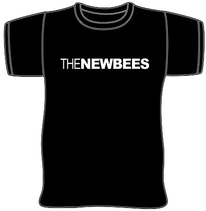 The Newbees BLACK Tee