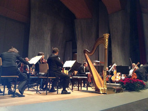 Boieldieu-Konzert für Harfe und Orchester 2016