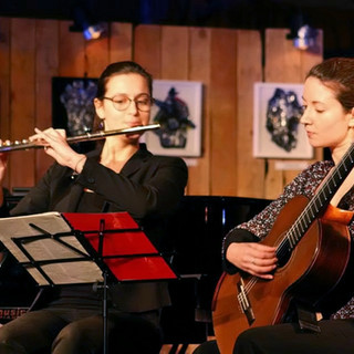 "Duo Clariana ""Festival Georges Cziffra"" (Unieux- April 2015)"