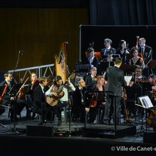 Canet-en-Roussillon, January 2016