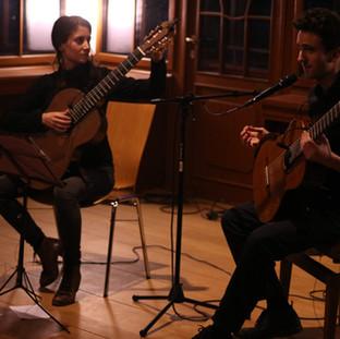Doppelkonzert Ladislav Pazdera / Claire Besson