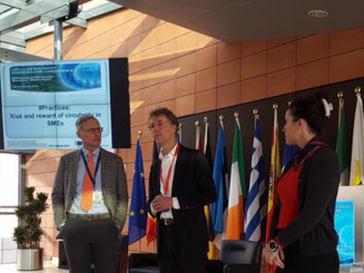 Lyss speaks at the EU on enabling conditions for sustainability