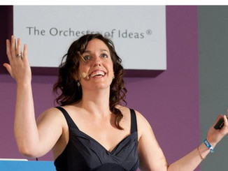 In 2010 Lyss launched her company at NEXT Conf