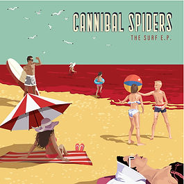 Cannibal Spiders - The Surf EP 3000x3000.jpg