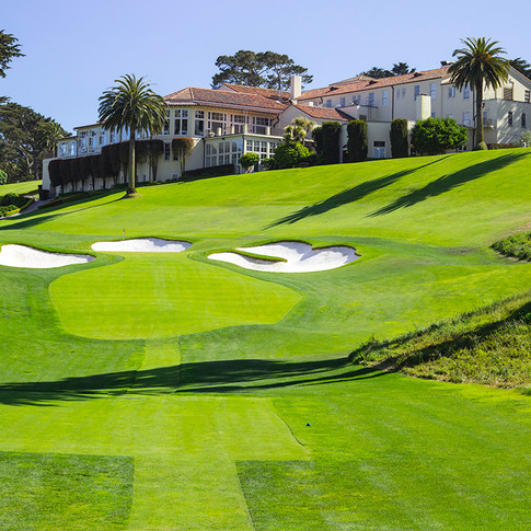 The Olympic Club (Lakeside Clubhouse), San Francisco