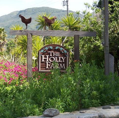 The Holly Farm, Carmel