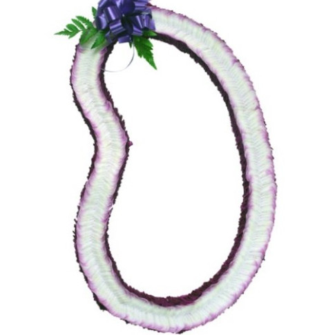 Christina orchid lei  ($80+)