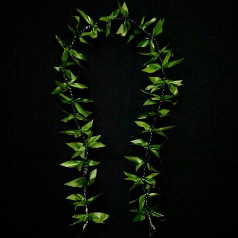 ti leaf lei  ($50+)