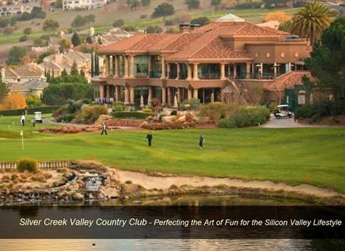 Silver Creek Valley Country Club, San Jose