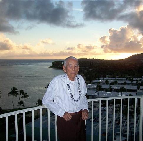 December 2008 at The Kahala Hotel & Resort, Honolulu, Hawaii