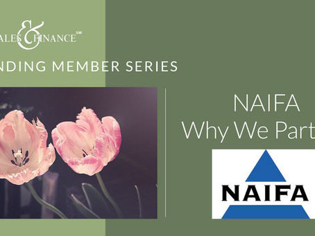 Founding Member Series - Why we partner with NAIFA