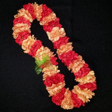 carnation lei