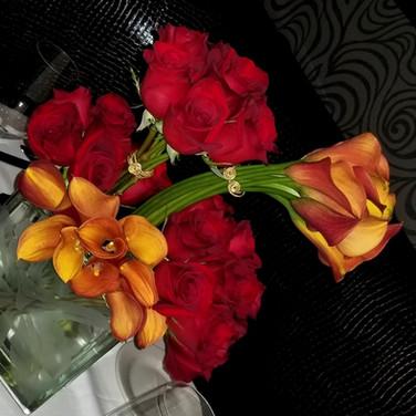 1st anniversary arrangement