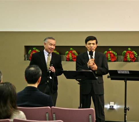 Remembrance: cousin-in-law Minh Hong and Pastor