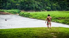 Comarca Indígena Embera - Río Chagres - Panamá