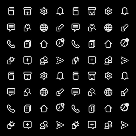 ICONOGRAPHY & VISUALS, HOW I APPROACH IT