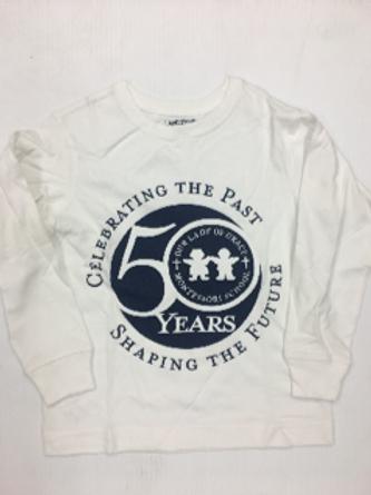 50th Anniversary Adult Long Sleeve T-Shirt
