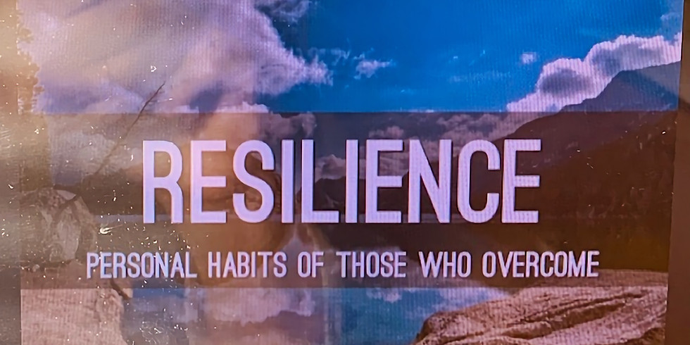 Resilience in Unsettled Times