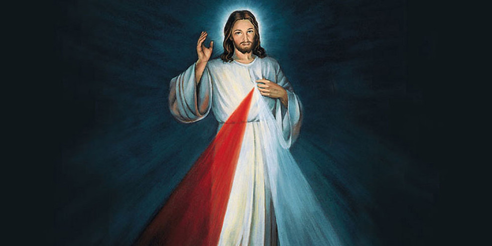 Divine Mercy Evening with Br. Paul Miller