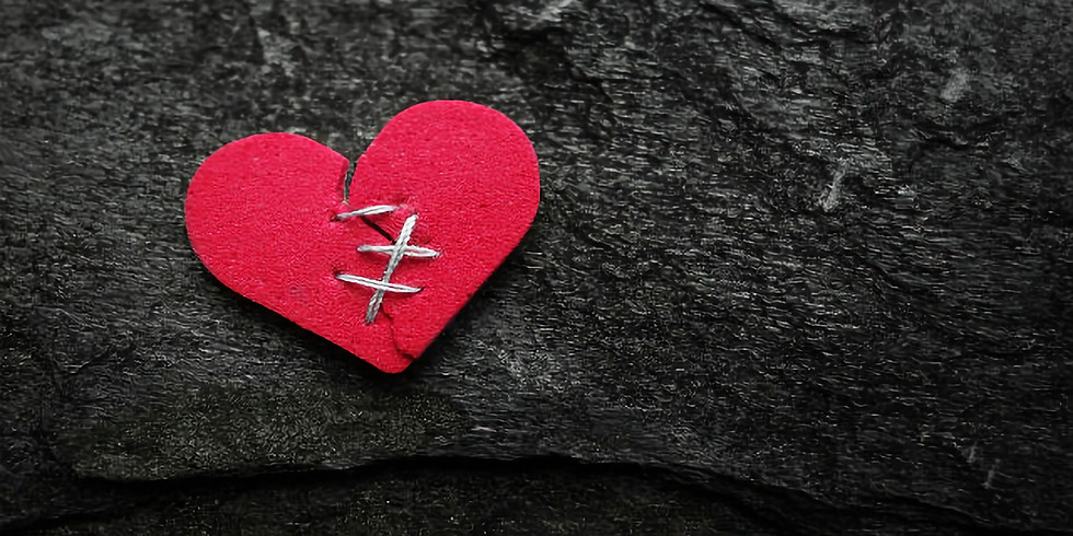 Love Never Ends... Healing the Grieving Heart