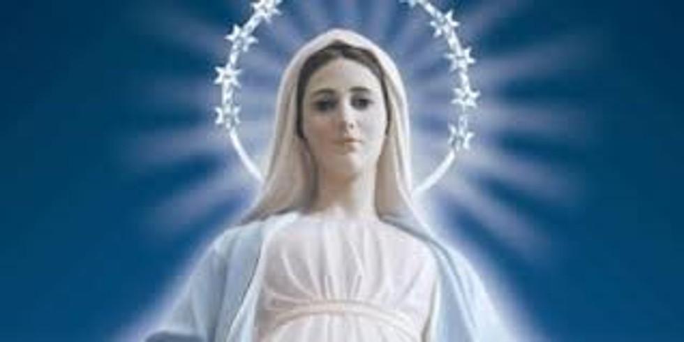 Mary, Mediatrix of Grace