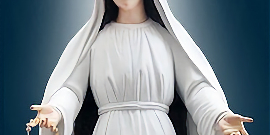 Mary: the Grace of Yes