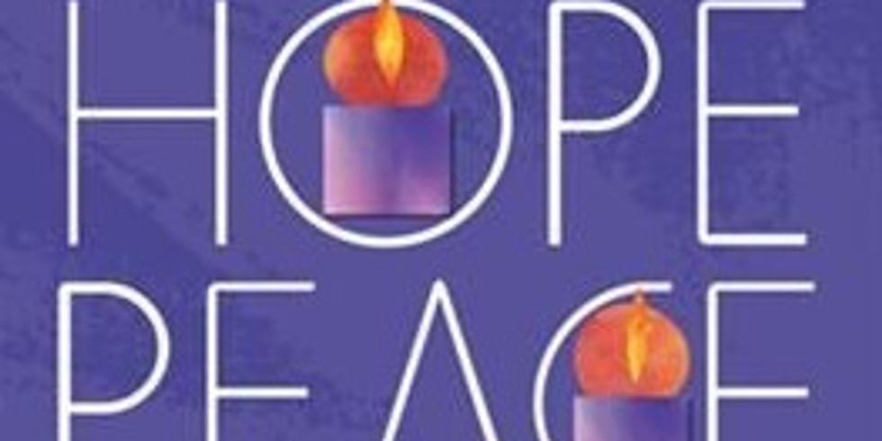 Advent: Hope & Peace ZOOM