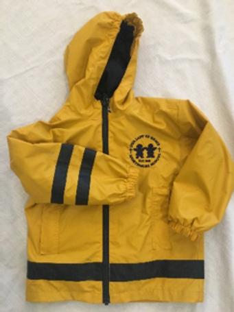 OLG Rain Coat - YELLOW