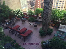 320 East 57th Street, Roof Deck