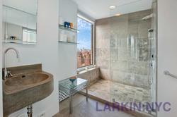 One Fifth Avenue Master Bath