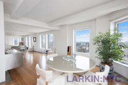 One Fifth Avenue Living Space