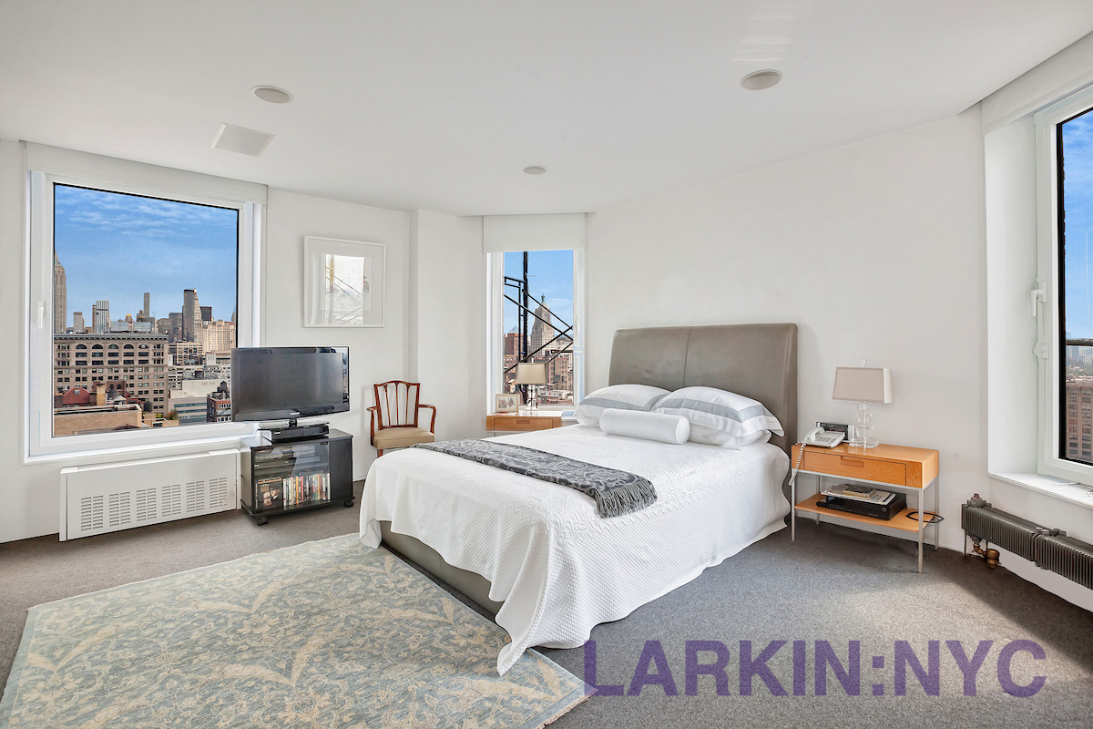 One Fifth Avenue Bedroom