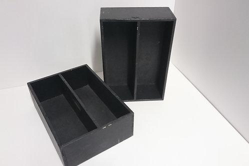 Flightcase inzetbak tbv kabelcase