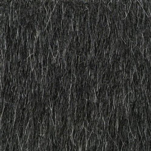 Carpet tiles black - per m²