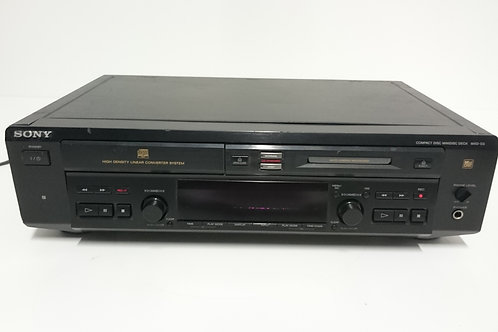 Sony MD/CD speler/recorder