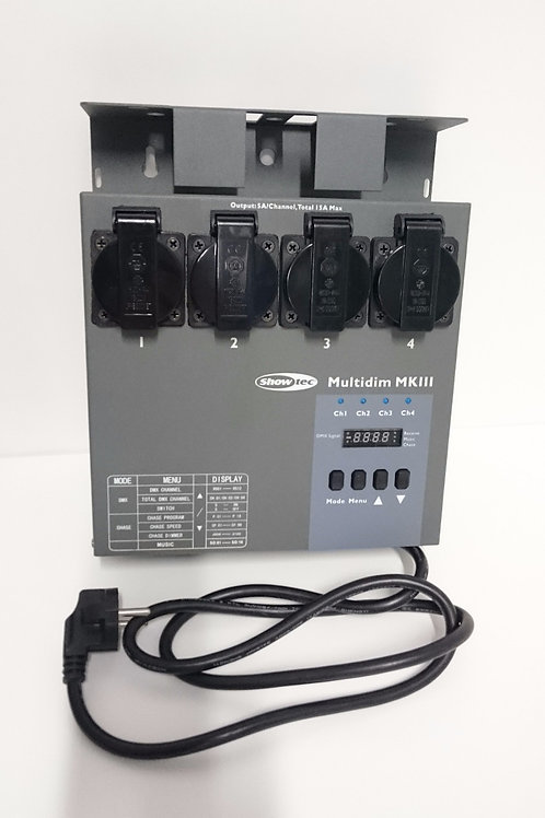 Showtec MultiDim MKIII Dimmerpack