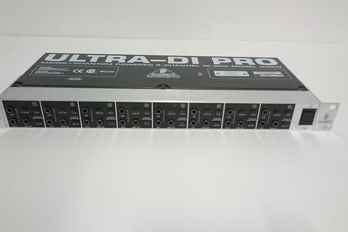 Behringer Ultra-DI PRO
